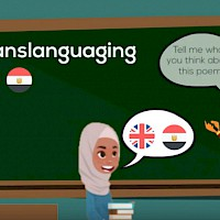 Multilingualism at school is better than monolingualism!#1 Strategies at school: translanguaging